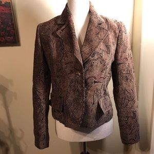 Harve Barnard Brown Jacket